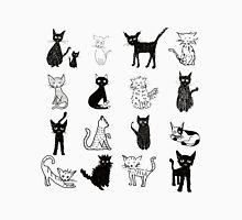 Cats, cats, cats. Unisex T-Shirt