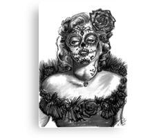 Marilyn Sugar Canvas Print