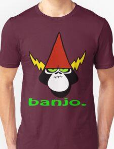 Wander over Yonder - Banjo Unisex T-Shirt