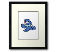 Popplio - Pokemon Framed Print