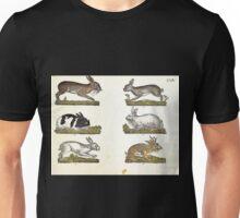 Naturgeschichte in Bildern mit erläuterndem Text E Strack 1820 Lief 1 Mammals 024 Unisex T-Shirt