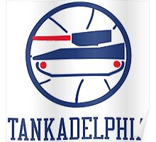 tankadelphia - philadelphia sixers Poster