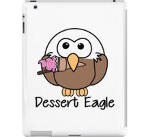 Dessert Eagle iPad Case/Skin