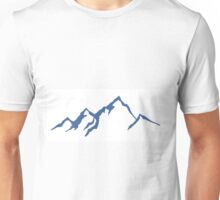 Mountain Range Unisex T-Shirt