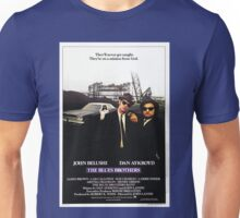 The Blues Brother Movie Poster Unisex T-Shirt