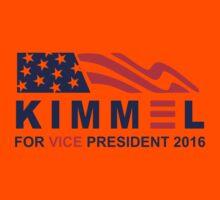 vote jimmy kimmel for vice president Kids Tee