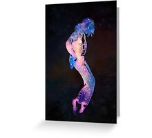 Michael Jackson Birthday Tribute Greeting Card