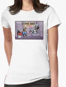 Super Best Souls Womens Fitted T-Shirt