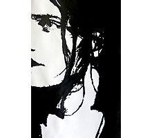 Gerard Way Painting Photographic Print