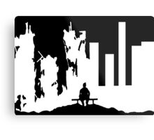War is Hell V Metal Print
