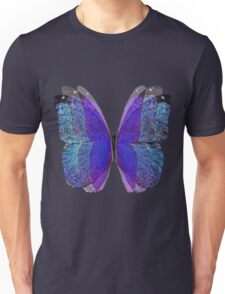 Lace Butterfly Unisex T-Shirt