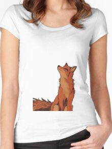 Young Fox Women's Fitted Scoop T-Shirt