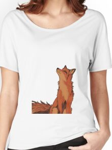 Young Fox Women's Relaxed Fit T-Shirt
