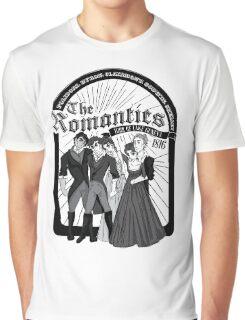 The Romantics 1816 Tour Graphic T-Shirt