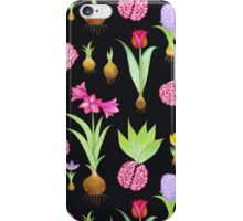 Spring Bulbs and Brains  iPhone Case/Skin