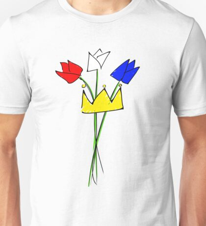 Kingsday NL - Koningsdag  Unisex T-Shirt