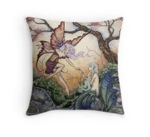 The Introduction Throw Pillow