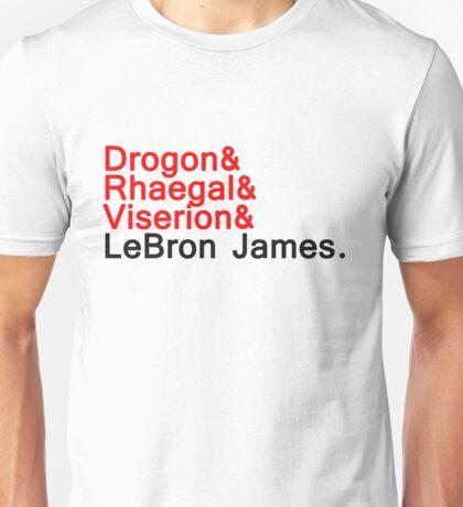 LeBron ''the dragon'' Unisex T-Shirt