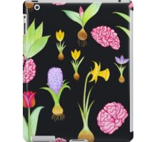 Spring Bulbs and Brains  iPad Case/Skin