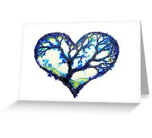 Home Is Where The Heart Is - Trees Greeting Card