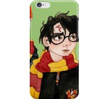 Magical Students from Hogwarts iPhone Case/Skin