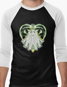 Haunted Heart Men's Baseball ¾ T-Shirt