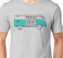 TRAVEL VAN Unisex T-Shirt