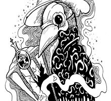 The Plague Doctor by Paleface