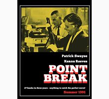 Point Break - 70s Grindhouse style Unisex T-Shirt
