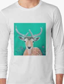 Reindeer for Christmas Long Sleeve T-Shirt