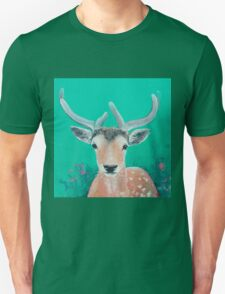 Reindeer for Christmas Unisex T-Shirt