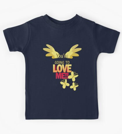 Quotes and quips - LOVE ME!! Kids Tee