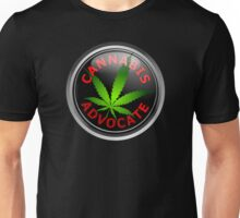 Cannabis Advocate - End The War on Drugs Unisex T-Shirt