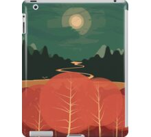 Midday Mountains iPad Case/Skin