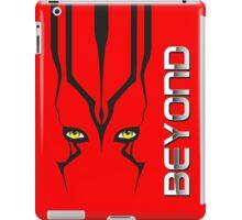 Beyond Star Trek!! iPad Case/Skin