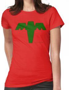 Ultra Boy, Legion of Superheroes Womens Fitted T-Shirt