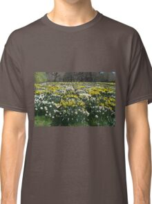 Altered Daffodils Classic T-Shirt