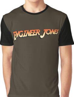 Engineer Jones Graphic T-Shirt