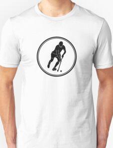 Mens Field Hockey Unisex T-Shirt