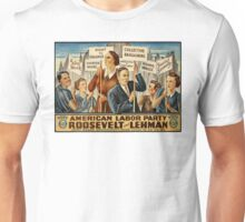 American Labor Party Unisex T-Shirt