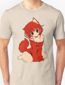 Neko - Cat Girl 1 Unisex T-Shirt