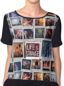 Life is Strange Moments Chiffon Top