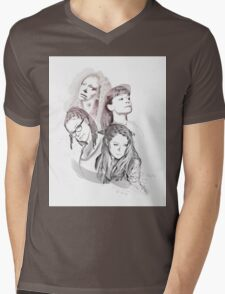 Orphan Black Mens V-Neck T-Shirt
