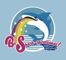 Be Shark-spirational! Baby Tee