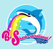 Be Shark-spirational! by murphypop
