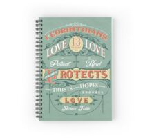WHAT IS LOVE? Spiral Notebook