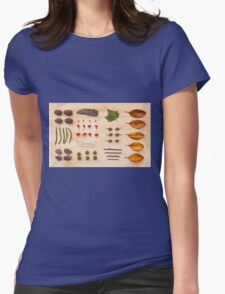 Melbourne Park Study Womens Fitted T-Shirt