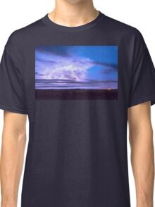 On The Edge Of A Storm Classic T-Shirt