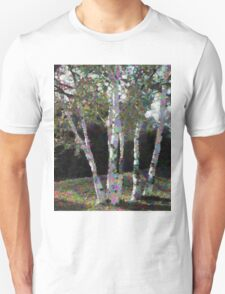 Quebec Trees Unisex T-Shirt