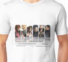 LOVELESS. Crisis Core.  Unisex T-Shirt